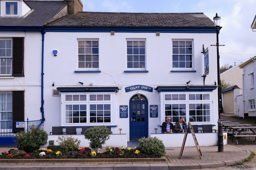 the quay inn instow
